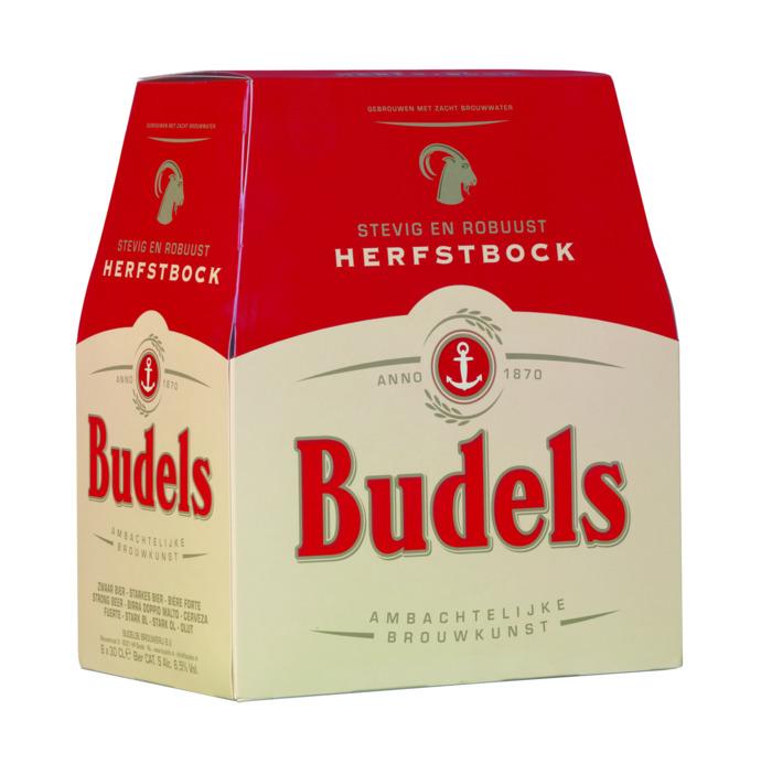 Budels Herfstbock 6x30cl. (6 × 30cl)