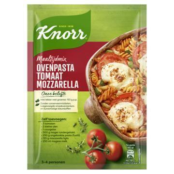 Knorr Maaltijdmix Ovenpasta Tomaat Mozzarella 64 g (64g)