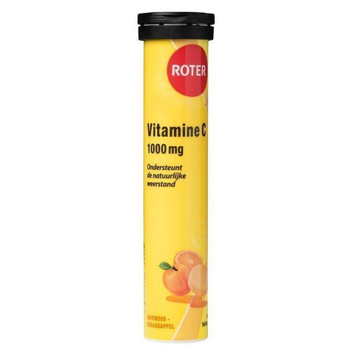 Roter Vitamine C 1000 mg bruistabletten (20 st.)