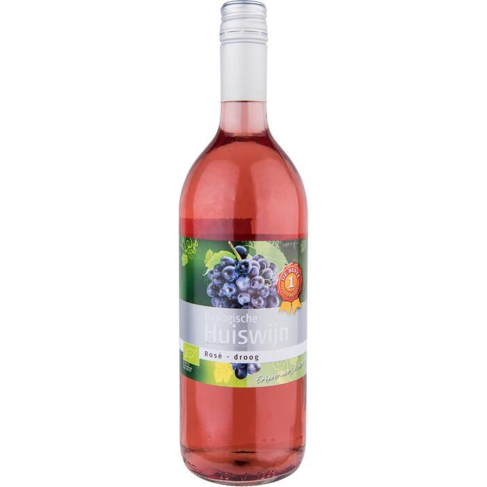Huiswijn rosé biologisch (1L)