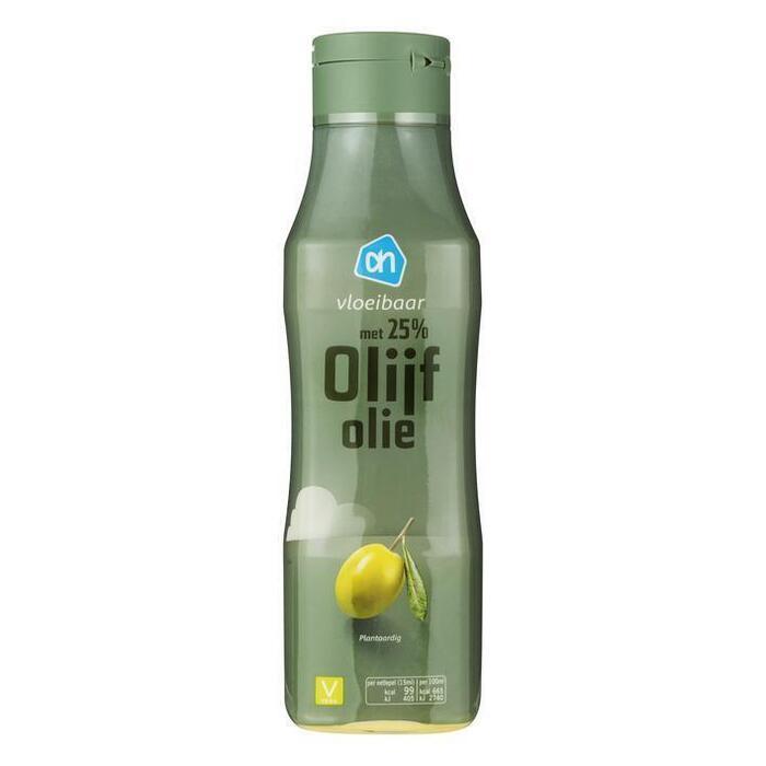 AH Vloeibaar met olijfolie (45cl)