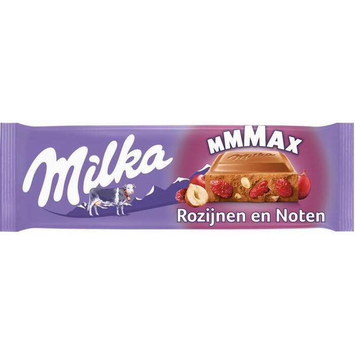 Milka Rozijn noot (tablt, 270g)