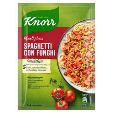 Knorr Mix spaghetti con funghi (65g)