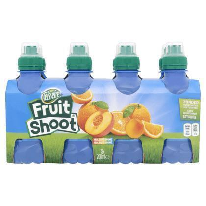 Fruit Shoot Multivitamine  (plastic fles, 8 × 200ml)