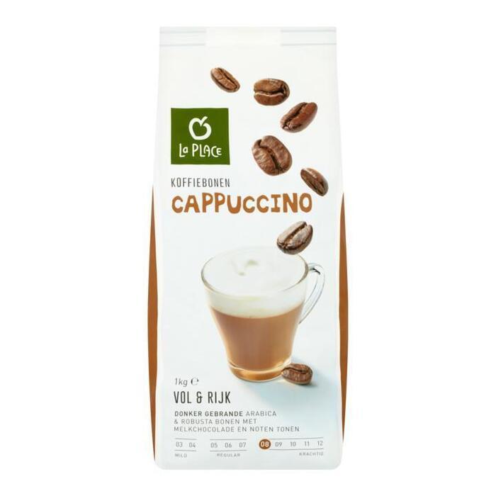 La Place Koffiebonen Cappuccino 1 kg (1kg)