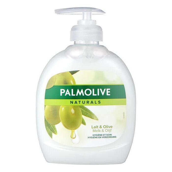 Palmolive Naturals olijf handzeep (30cl)