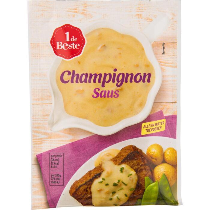 Mix voor champignonsaus (40g)