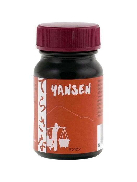 Yansen, paardebloemwortelextract TerraSana 50g (50g)