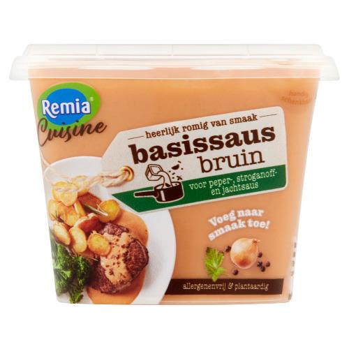 Remia Cuisine Basissaus Bruin 265 ml (265ml)