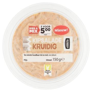 Jumbo Kipsalade Kruidig 150g (150g)