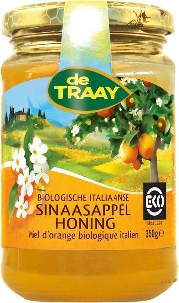 Italiaanse sinaasappelhoning (350g)
