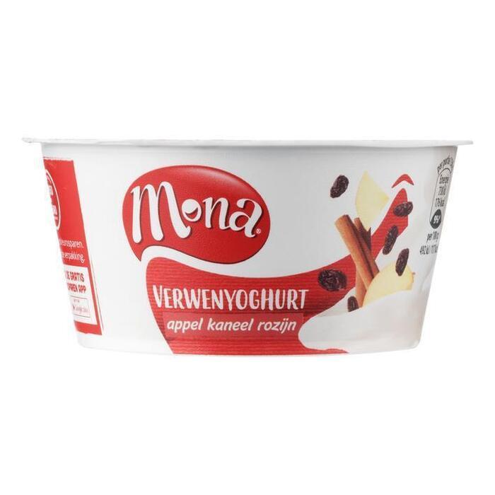 Mona Yoghurt appel-kaneel-rozijn (150g)