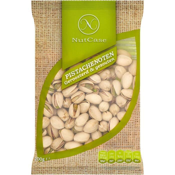 Nutcase Pistache noten (200g)