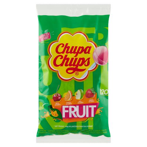 CHUPA CHUPS  Fruit Lollies 1440 GR Zak (120 × 1.44kg)
