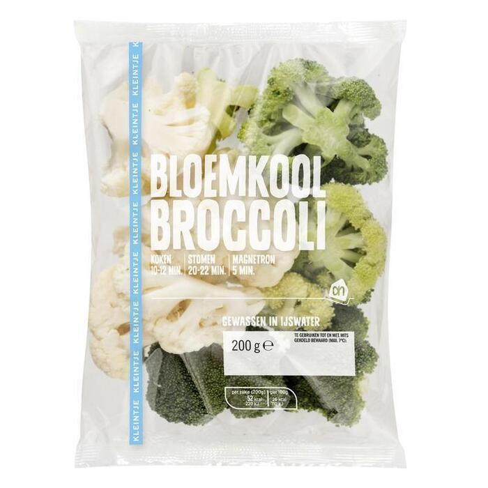 Kleintje bloemkool- en broccoliroosjes (200g)