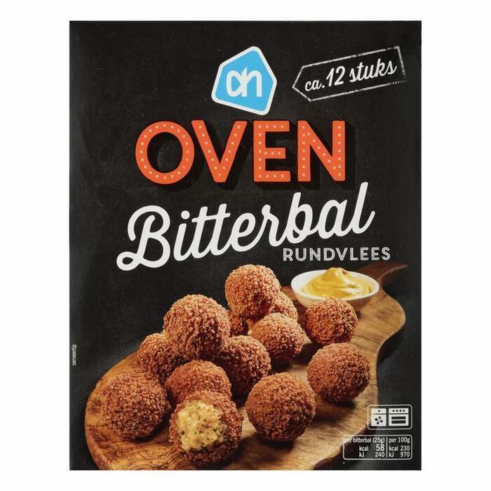 AH Oven bitterballen (300g)