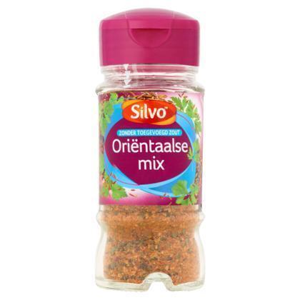 Silvo Orientaalse mix zonder zout (32g)