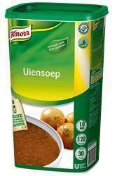 Knorr Soep Uien 1.35Kg 6X (6 × 1.35kg)