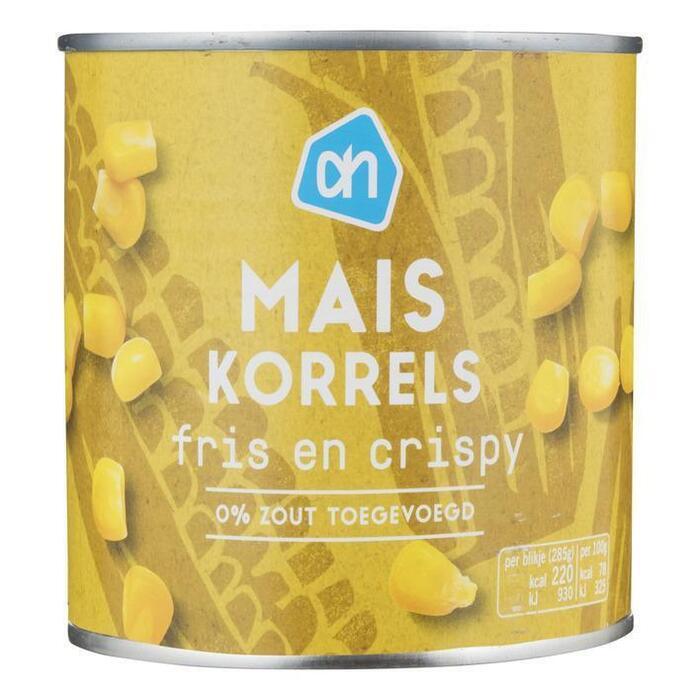 Crispy Maiskorrels (blik, 300g)