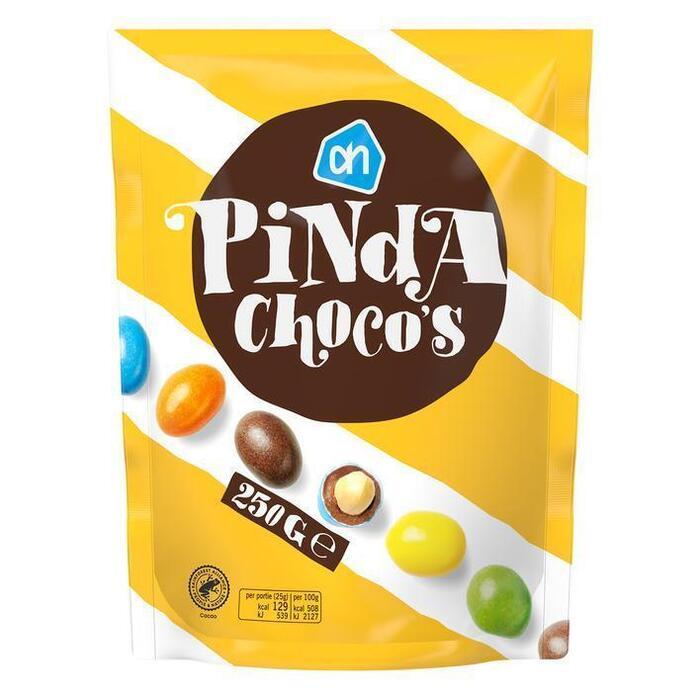 Choco's Pinda (zak, 250g)