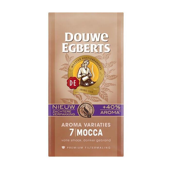 Mocca (7) filterkoffie (Stuk, 250g)