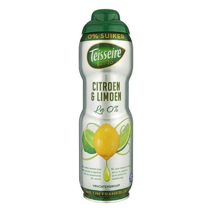 Citroen Limoen Stevia (rol, 75 × 0.75L)