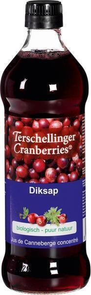 Diksap Cranberry (0.5L)