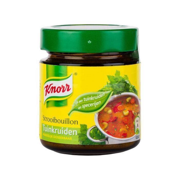 Strooibouillon tuinkruiden (pot, 120g)