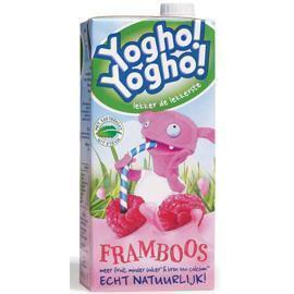 Yoghurtdrank Framboos (1L)