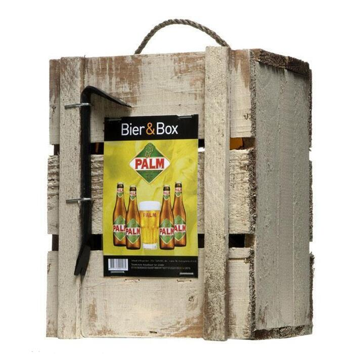 Gall&Gall Bier & Box belgie (4 × 33cl)