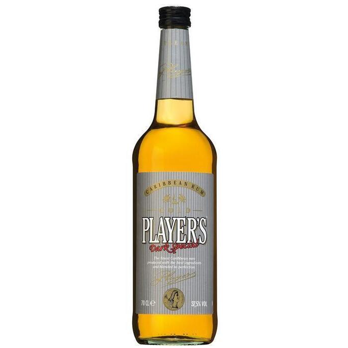 Player's Rum gold (rol, 0.7L)