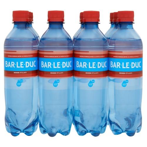 Bar-le-Duc Natuurlijk Mineraalwater Bruisend 12 x 0,5 L (0.5L)