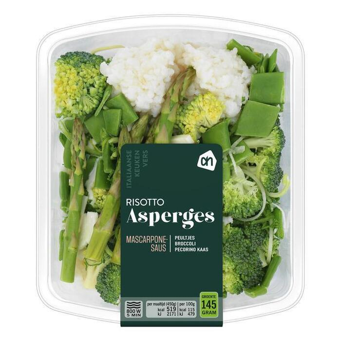 AH Risotto asperges (450g)