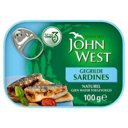 Sardines, MSC (blik, 95g)