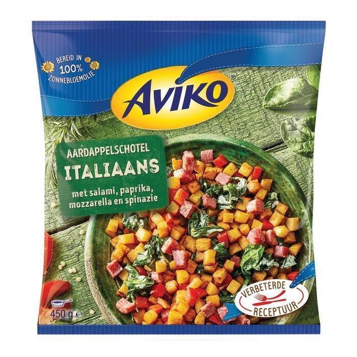 Aardappelschotel Italiaans (zak, 450g)