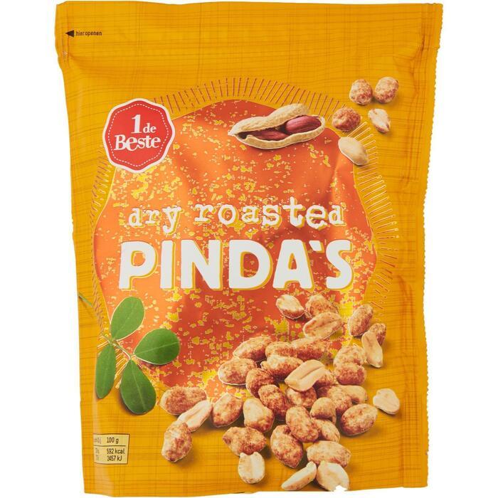 Pinda's dry roasted (200g)
