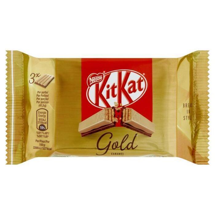 Kitkat Gold (3 × 125g)