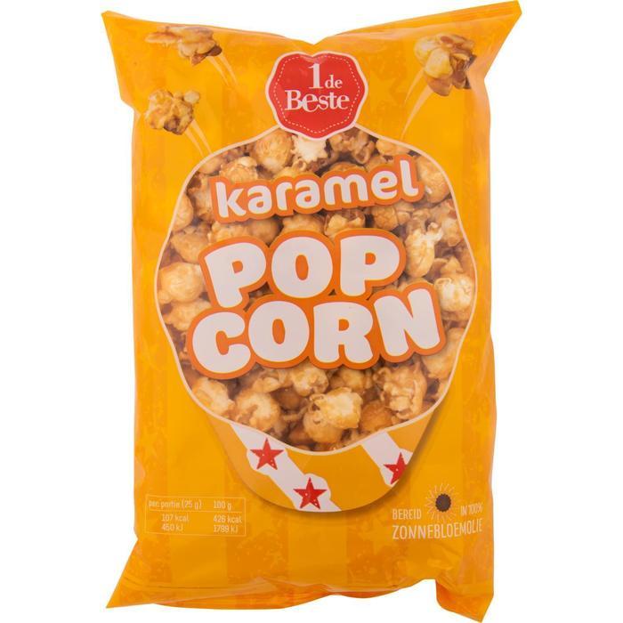 Popcorn karamel (150g)