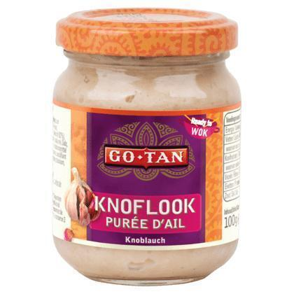 Go Tan, Knoflook (pot, 100g)