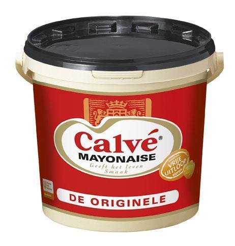 Calvé Mayonaise Origineel (10L)