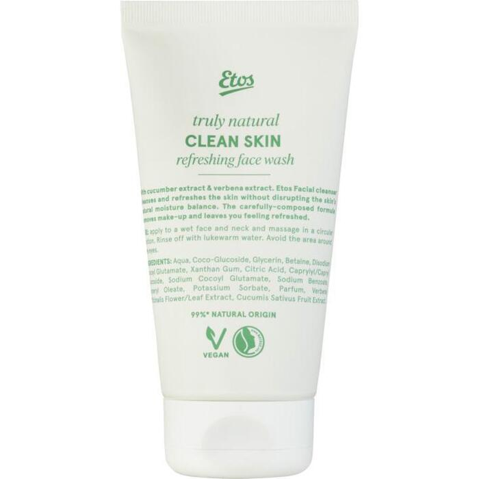 Etos Truly natural face wash (150ml)