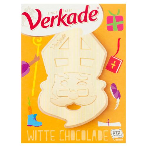 Verkade Sint-letter 65g Wit (65g)