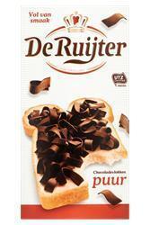 Chocoladevlokken puur (Stuk, 300g)