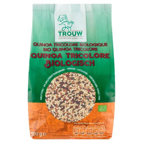 Trouw Quinoa Tricolore Biologisch 500 g (500g)