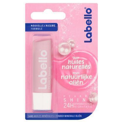 Lippenverzorging pearl & shine (blister, 5.5ml)