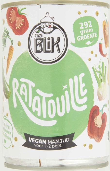 vanBLIK Ratatouille (400g)