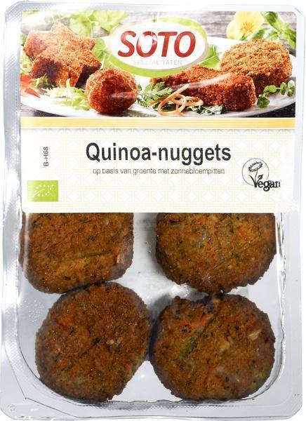 Quinoa-nuggets (195g)