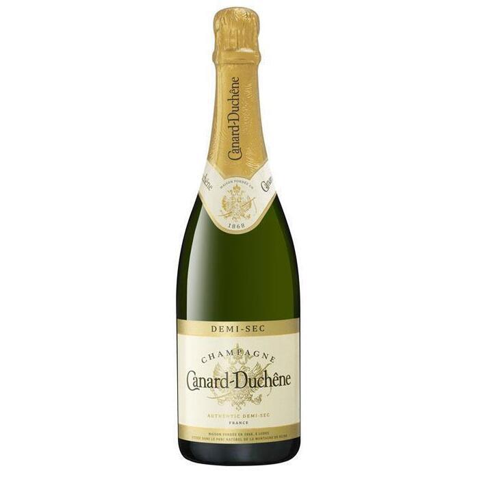 Canard-Duchêne Champagne demi-sec (0.75L)
