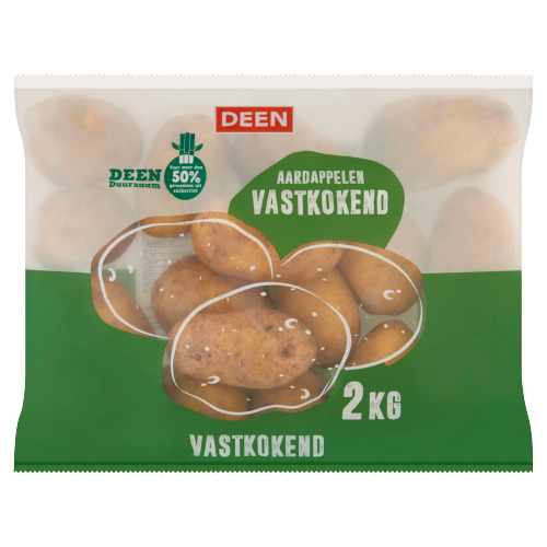 Deen Aardappelen Vastkokend 2 kg (2kg)