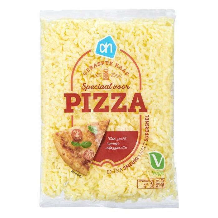 Geraspte kaas voor pizza (150g)